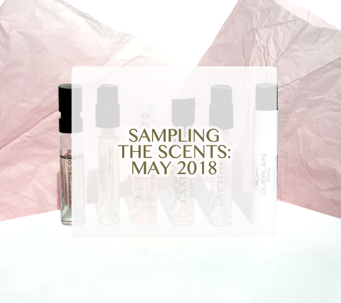 Sampling The Scents: May 2018 – Marc Jacobs, Tom Ford, YSL, Prada, John Varvatos & Guerlain