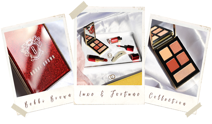 Bobbi Brown Limited Edition Luxe & Fortune Collection – February 2020